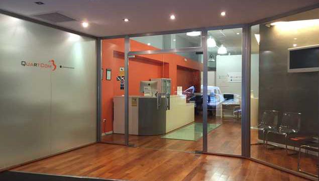Oficinas centrales valencia quartcom for Oficinas prop valencia