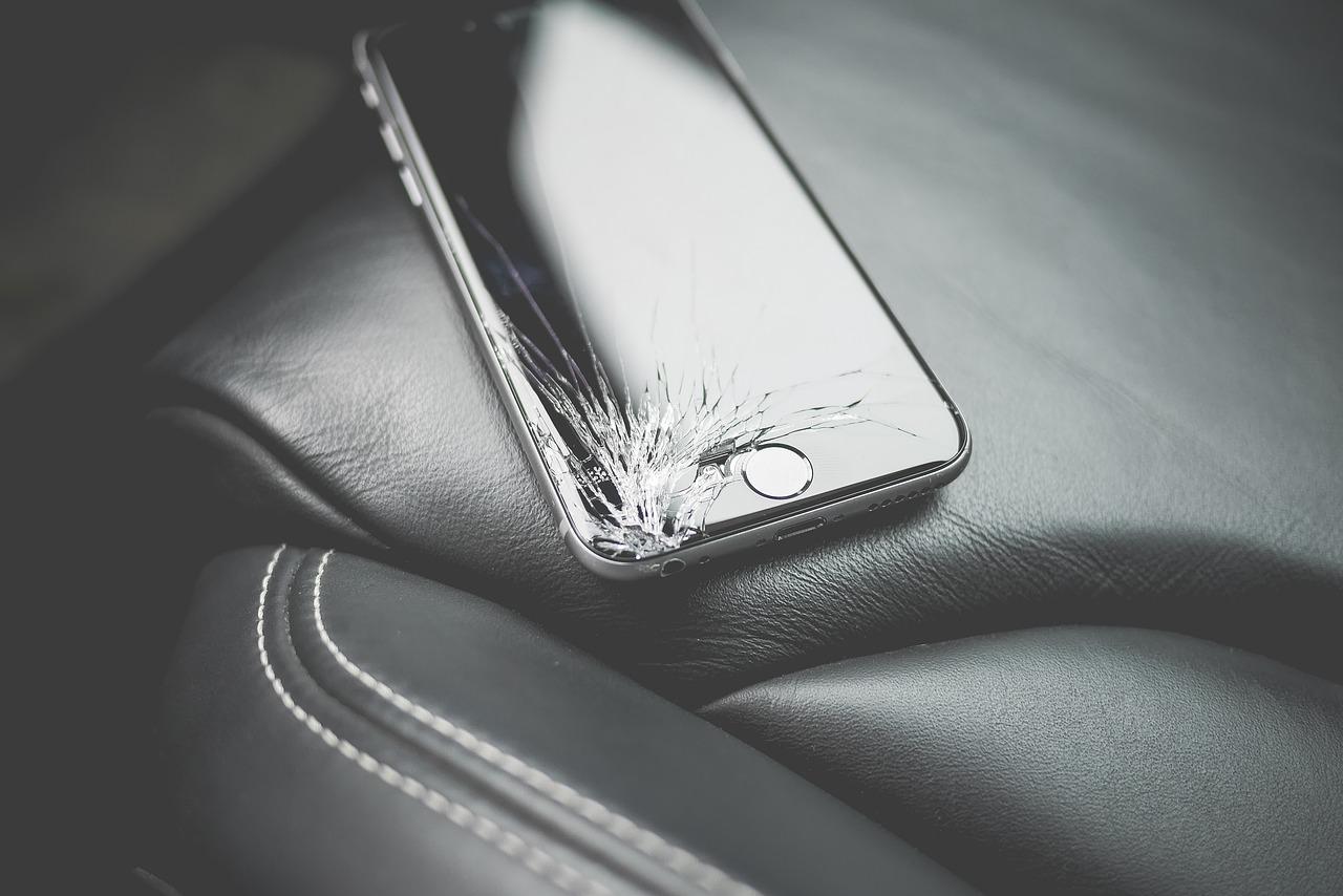 Pantalla iphone rota reparalo en quartcom