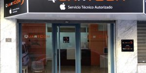 Frontal Tienda Quartcom Albacete